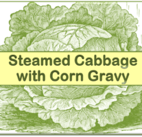 Cabbage Corn Gravy – Bevel Icon