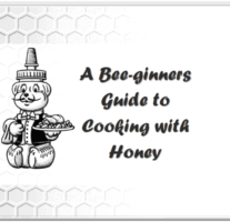 Cooking With Honey – Beveled Icon