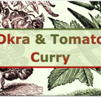 Okra Tomato Curry – Beveled Icon