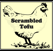 Scrambled Tofu – Beveled Icon